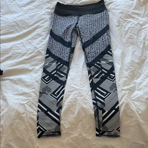 Spin class pants